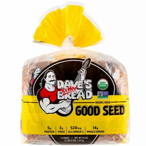 Dave's Killer Bread Organic Good Seed (27oz / 2pk)
