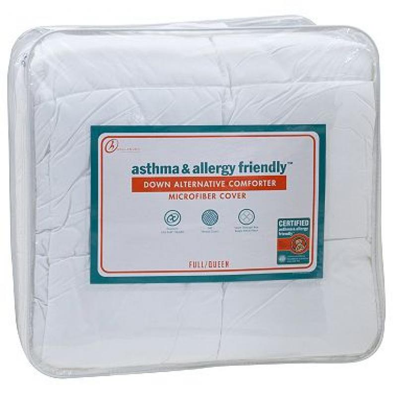 AAFA-Certified Down-Alternative Comforter