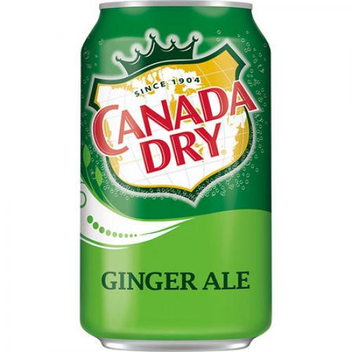 Canada Dry Ginger Ale (12oz / 24pk)