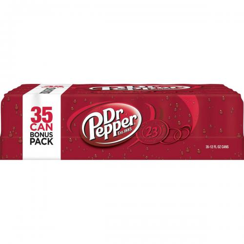 Dr Pepper (12oz / 35pk)