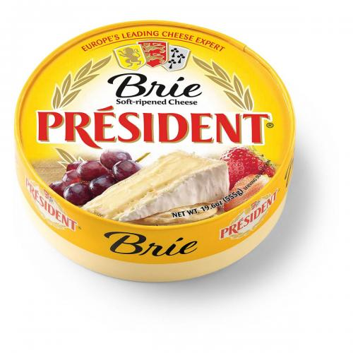 President Brie Soft-Ripened Cheese (19.6 oz.)