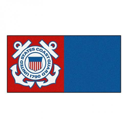 MIL - U.S. Coast Guard Team Carpet Tiles