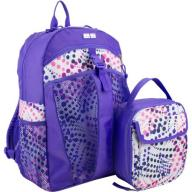 Eastsport Backpack with Bonus Matching Lunch Bag