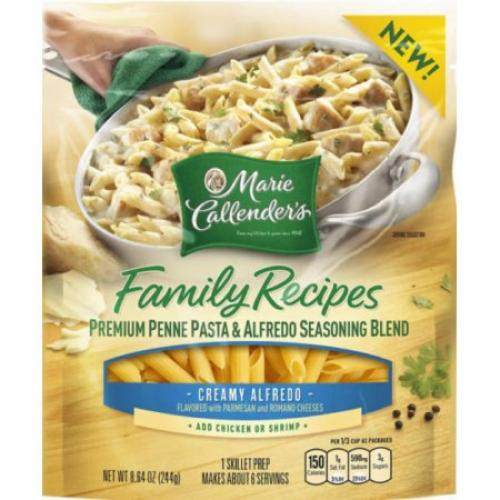 Marie Callender's Family Recipes Creamy Alfredo, 8.64 ounces