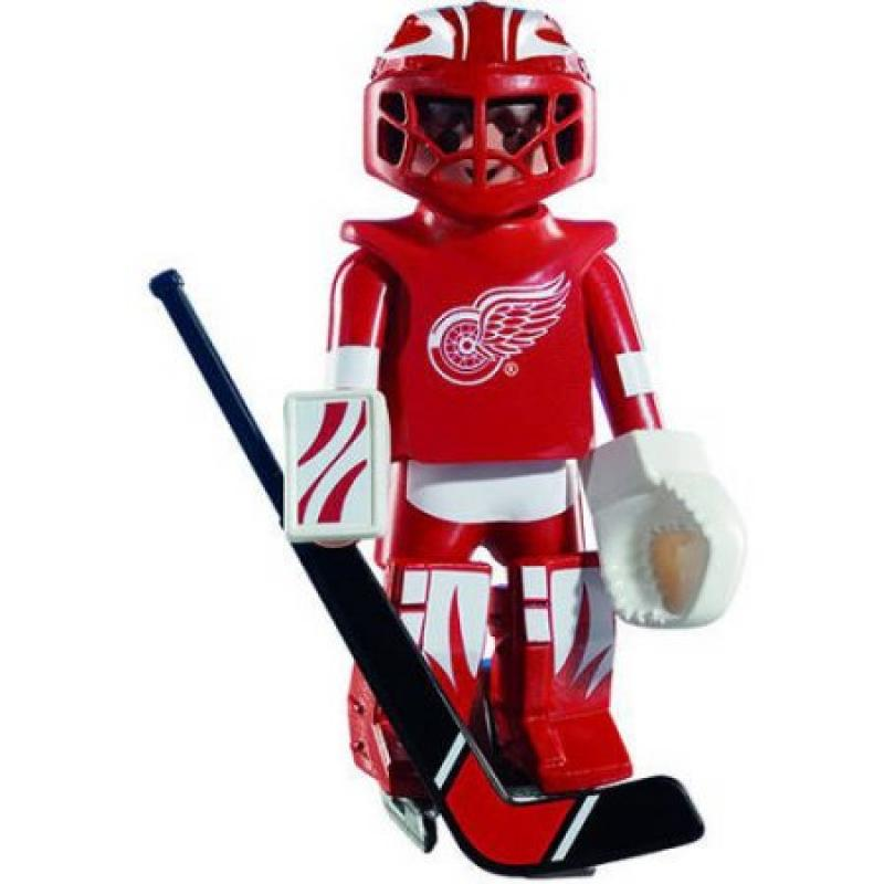 Playmobil NHL Detroit Red Wings Goalie