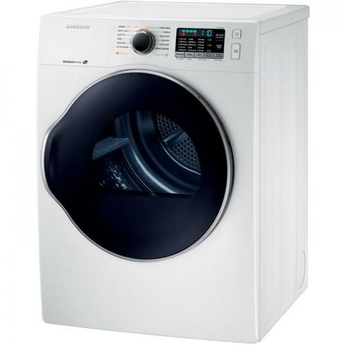 2 cu. ft. Electric Dryer with Smart Care