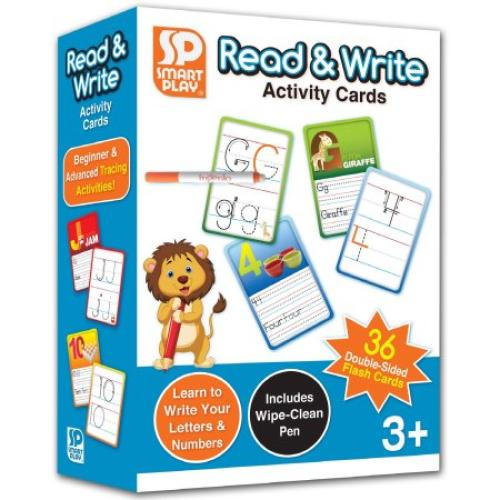 Smart Play Read and Write Flash Cards