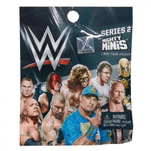WWE Mighty Minis (Styles May Vary)