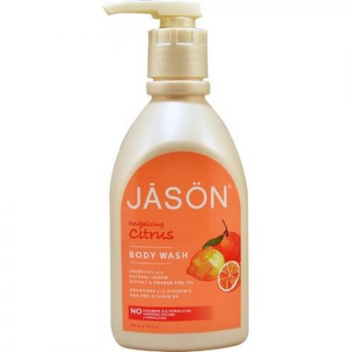 Jason Body Wash Revitalizing Citrus, 30.0 FL OZ