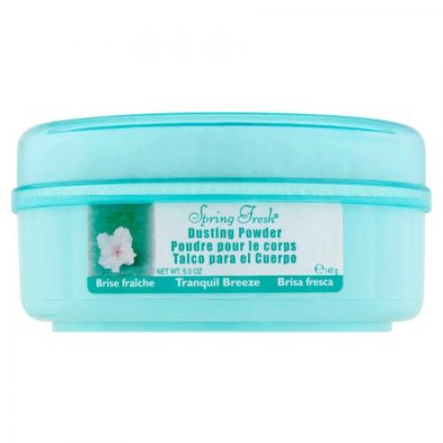 Spring Fresh Tranquil Breeze Dusting Powder 5.0oz