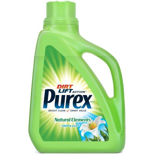 Purex Natural Elements Linen and Lilies HE Liquid Laundry Detergent - 150oz
