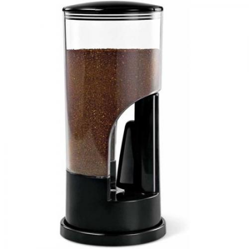 Zevro by Honey-Can-Do Indispensable Coffee Dispenser 1/2 lb. Ground Coffee