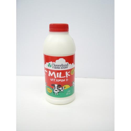 Cloverland Vitamin D Milk , 1 Pint
