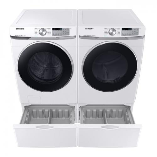 7.5 cu. ft. Smart Electric Dryer with Steam Dry Technology