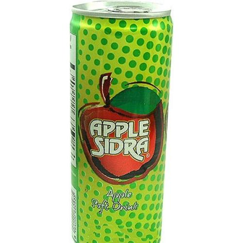 Apple Sidra Soft Drink (Pakistan) - 8 oz can