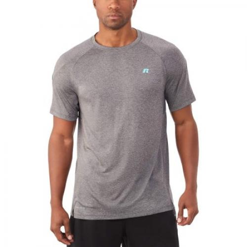 Russell Big Men's Performance Mesh Back Tee