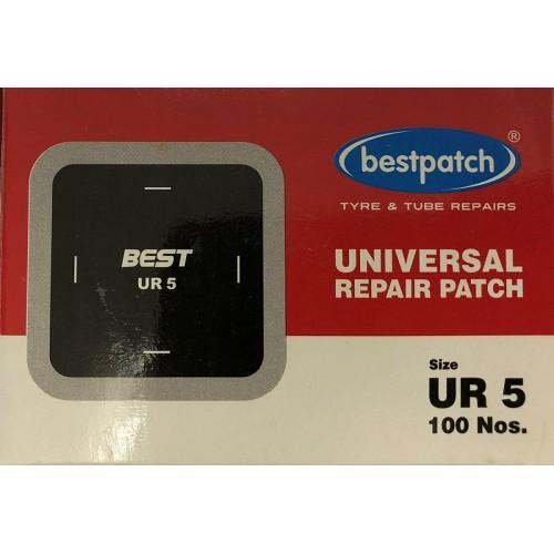 UR5 UNIVERSAL SQUARE PATCH CHEMICAL CURE 100/BT