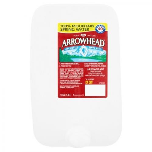 Arrowhead Mountain Spring Water, 320 Fl Oz, 1 Count