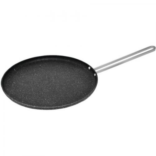 THE ROCK by Starfrit Multi-Pan with Stainless Steel Wire Handle, 10