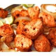 Chicken Boneless Tikka Kabob: