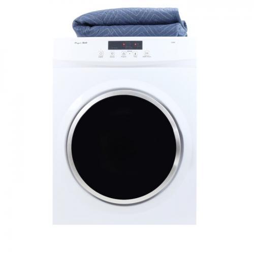 Compact 3.5 cu. ft. Electric Dryer