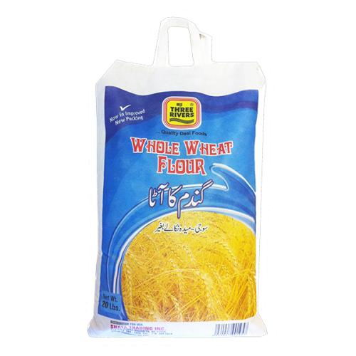 Three Rivers Whole Wheat Floure (20lbs)