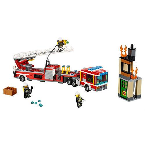 LEGO City Fire Engine (60112)