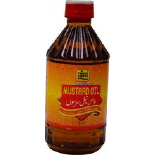 Three Rivers Mustard oil 500ml