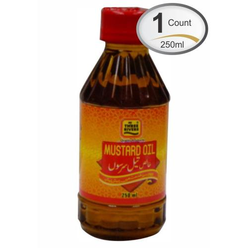 Three Rivers Mustard oil 250
