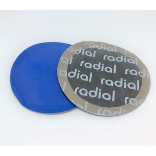 Tire Repair Vulcanizing Radial Patch 2-1/4 Inch