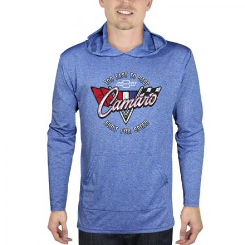 Chevrolet Camaro Men's Graphic Hoodie Long Sleeve T-shirt