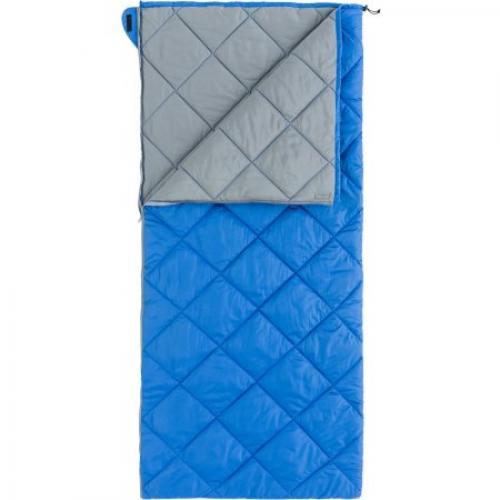 Ozark Trail Deluxe 30-Degree Cold Weather Sleeping Bag, Blue