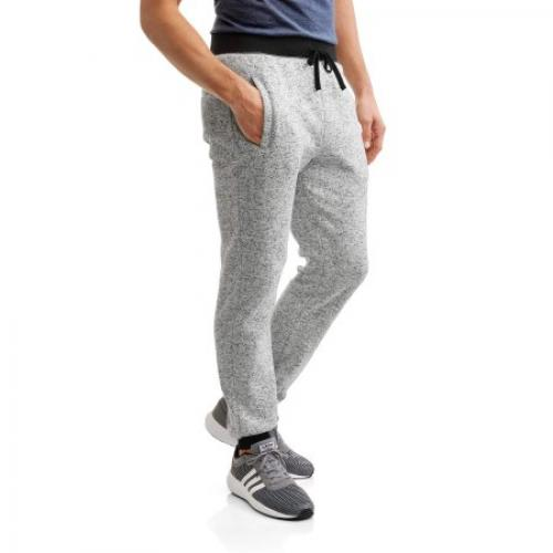 Seven Oaks Men's Sweater Fleece Jogger