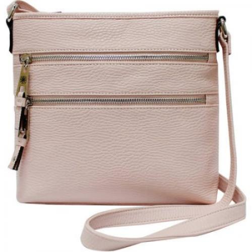 George Women's Lil Zip Crossbody Handbag
