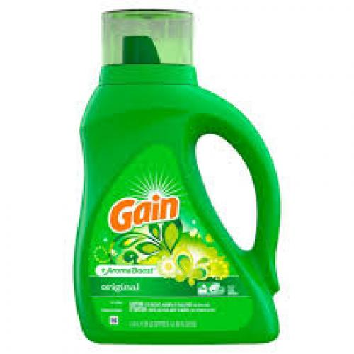 Gain HEC Original Liquid Laundry Detergent