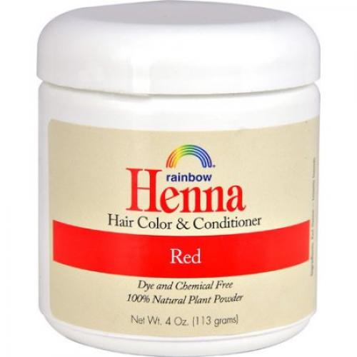 Rainbow Research Henna Hair Color and Conditioner Persian Red 4 oz