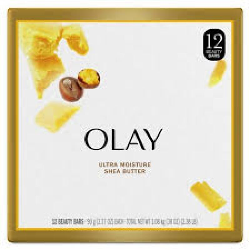 Olay Ultra Moisture with Shea Butter Bar Soap