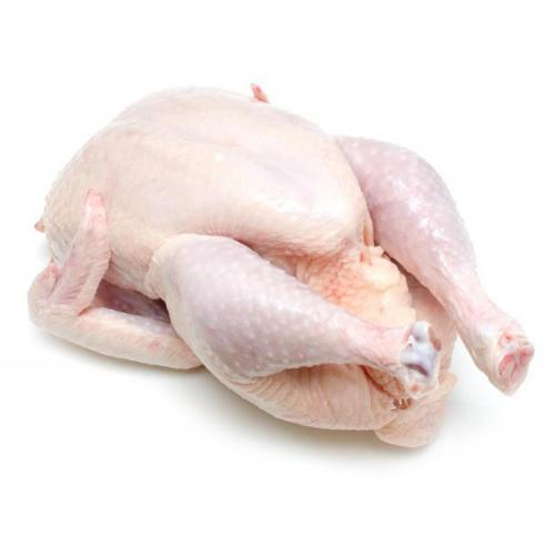 Whole Chicken Hand Slaughtered (Un Cut)